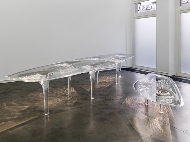 Zaha Hadid - Galerie Mitterrand