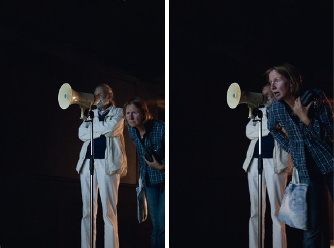 Audience Works - Galerie Mfc – Michèle Didier