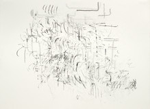 Julie Mehretu - Marian Goodman Gallery
