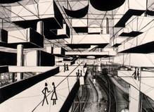 Diapositives 1958-2002 de Yona Friedman - CNEAI = Centre National Édition Art Image