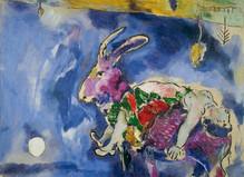 Chagall, entre guerre et paix - Musée du Luxembourg