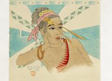 Un artiste voyageur en micronésie - Musée du quai Branly