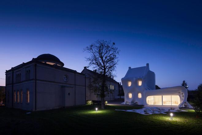 Lancement du magazine en ligne uncoupdedés.net - Centre d'art contemporain — la synagogue de Delme