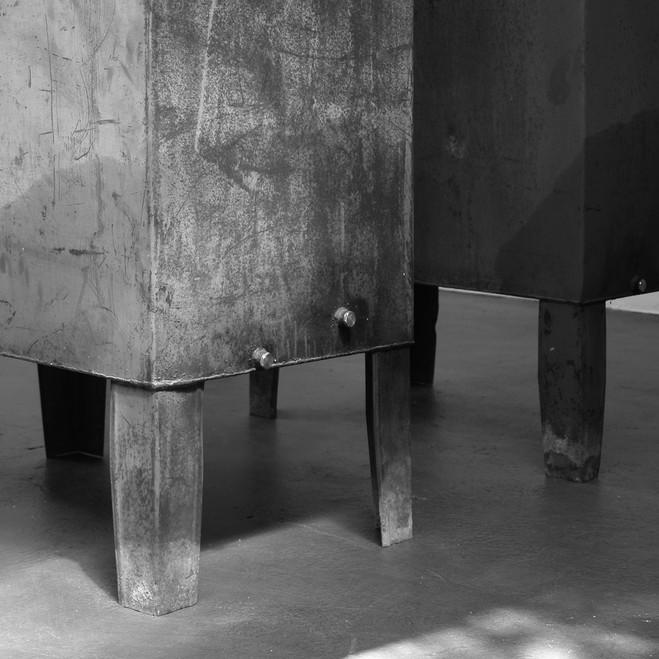 Simon Boudvin - Galerie Jean Brolly