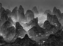 Yang Yongliang - Paris-Beijing Gallery