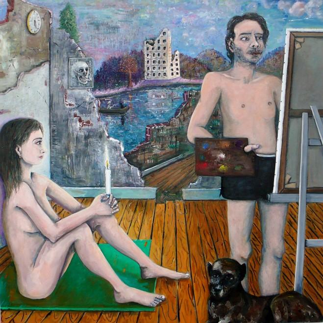 Eric Corne - Galerie Patricia Dorfmann