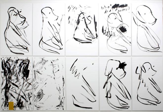 Morgan-Richard Murphey - Galerie Jeanrochdard