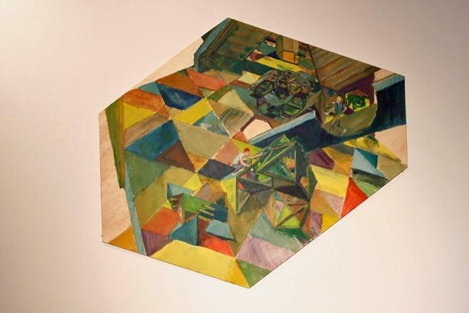 Ernesto Sartori - Galerie Marcelle Alix