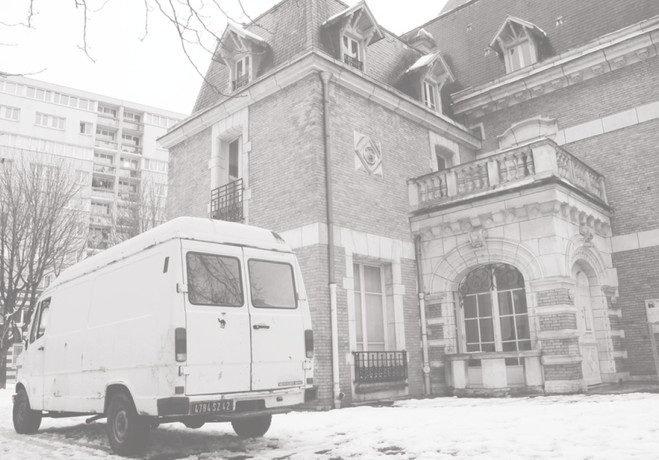 Nicolas Momein - La Galerie centre d'art contemporain