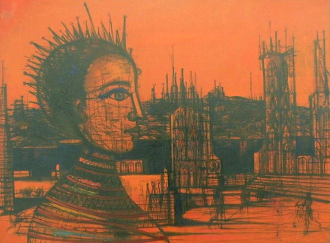 Jean Carzou - Galerie Richard