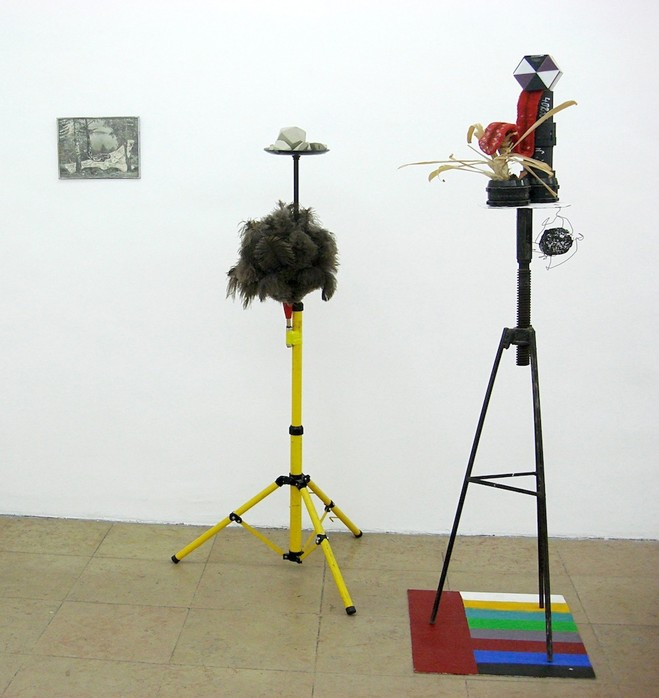 Mihuț Boșcu Kafchin - Gaudel de Stampa Gallery