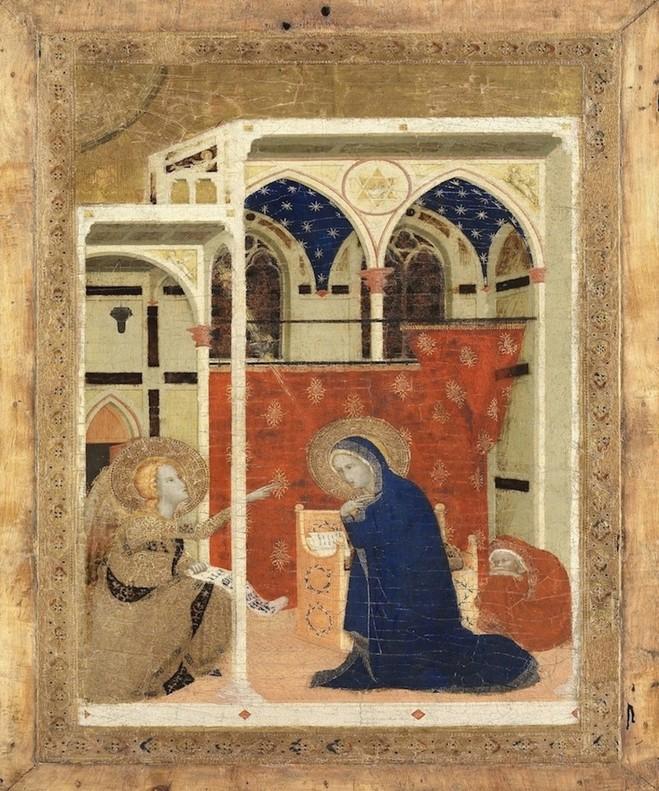 Giotto e compagni - Le Louvre