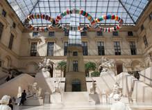 Michelangelo Pistoletto - Le Louvre