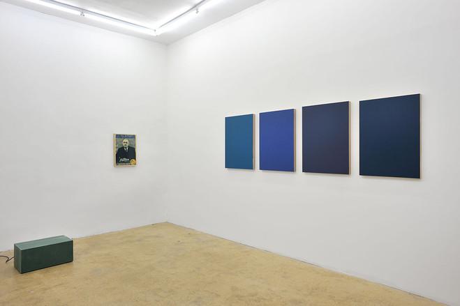Matthieu Clainchard & Nicolas Milhé - Galerie Samy Abraham