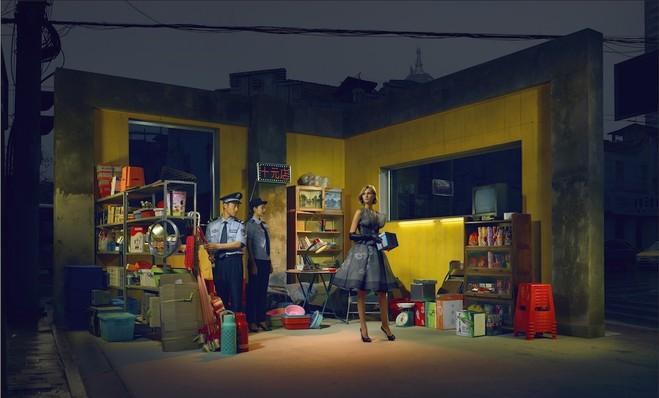 Quentin Shih, Carlos Bétancourt, Marcus Lyon, Miguel Angel Sanchez - Inception Gallery