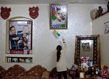Ahlam Shibli. Foyer Fantôme - Jeu de Paume