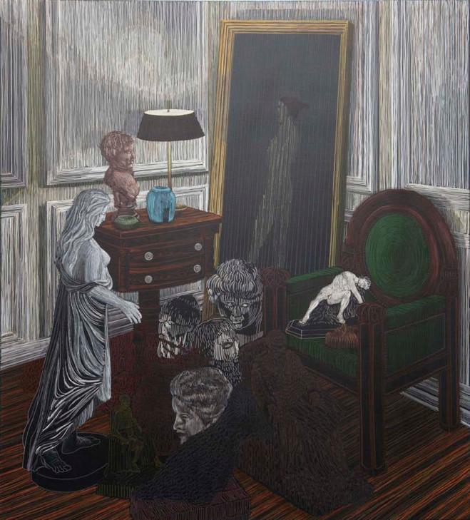 Thomas Broomé - Bendana | Pinel Art Contemporain Gallery