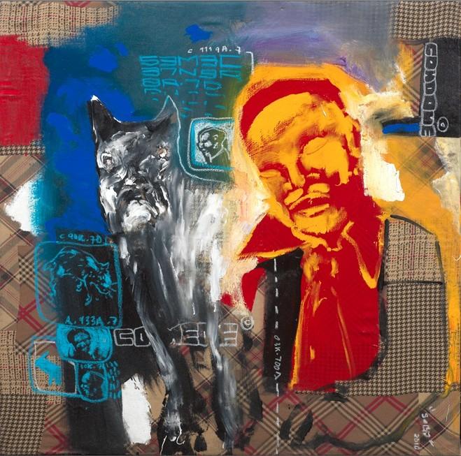 Soly Cissé - Tornabuoni Art
