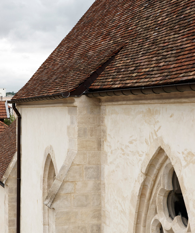 Hospitalités - Les églises centre d'art de Chelles