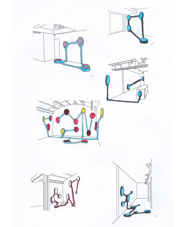 Dépaysement systématique - Jean Fournier Gallery