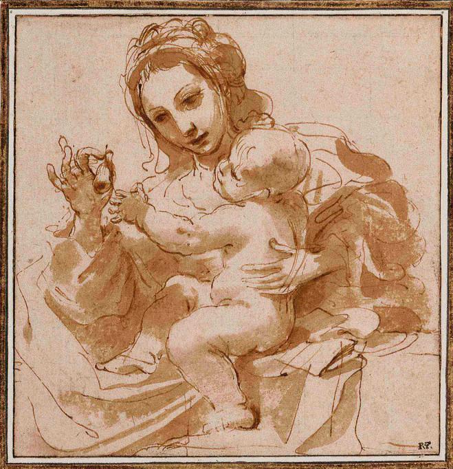 Les dessins bolonais du XVIIe siècle - Le Louvre