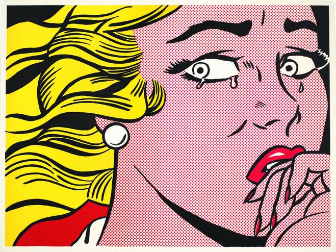 Roy Lichtenstein - Centre Georges Pompidou