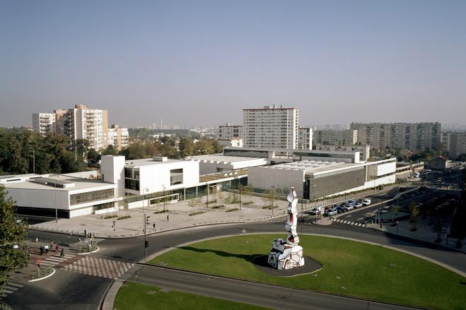 Hospitalités - MAC VAL Musée d'art contemporain du Val-de-Marne