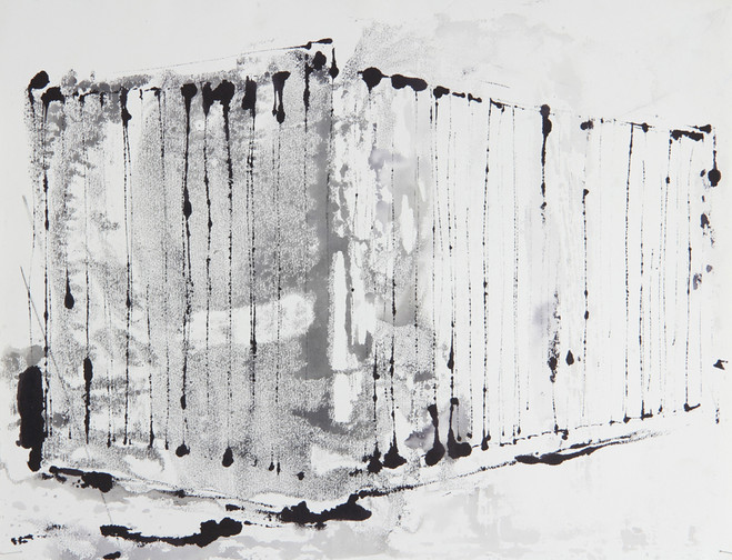 Philippe Cognée - École nationale des Beaux Arts de Paris — Cabinet des dessins