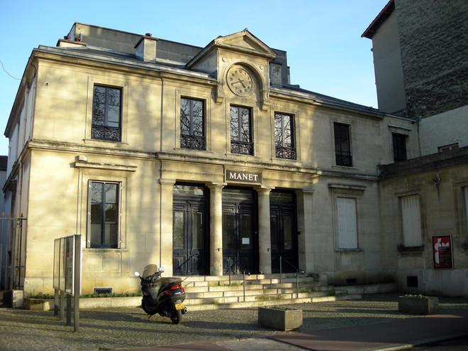 Hospitalités - Beaux-arts de Paris, l'école nationale supérieure