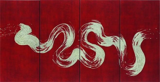 Fabienne Verdier - Galerie Jeanne Bucher Jaeger  — Espace St Germain