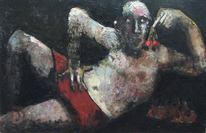 Niyaz Najafov - Nikki Diana Marquardt Gallery