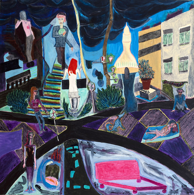 David West - Nuke Gallery