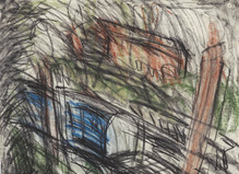 Leon Kossoff - Lelong & Co Gallery