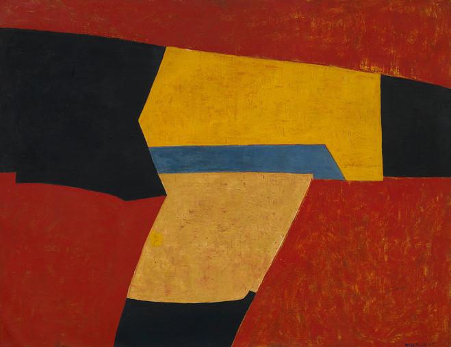Serge Poliakoff - Musée d'Art Moderne de la ville de Paris
