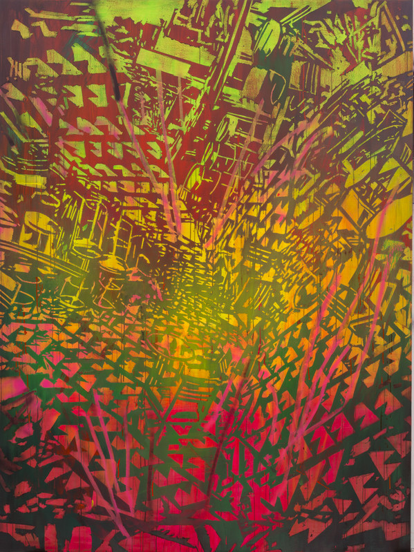 Rosson Crow - Nathalie Obadia Gallery