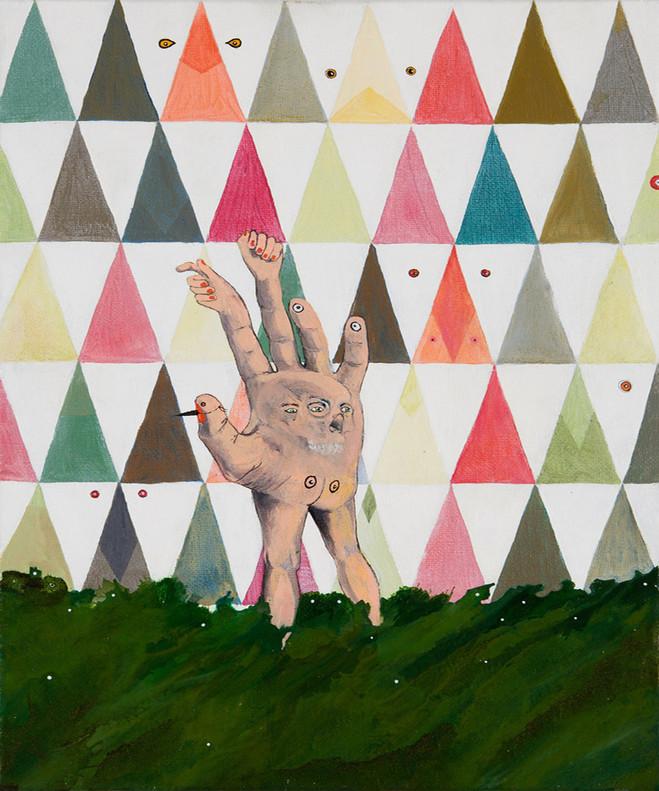 Karine Rougier - Baraudou Schriqui Galerie