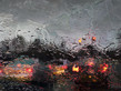 Windshield gregory thielker huile sur toile tiny