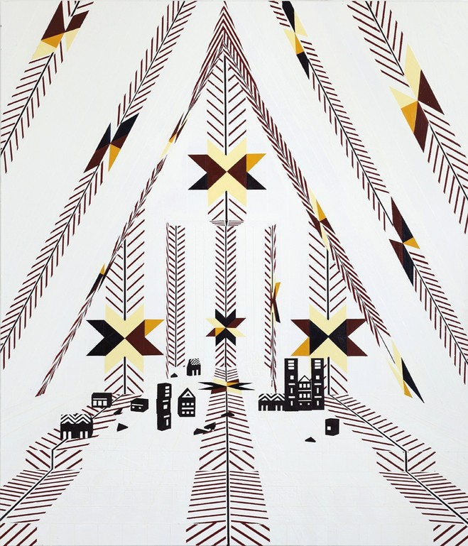 Farah Atassi - Galerie Xippas