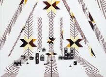 Farah Atassi - Xippas Gallery