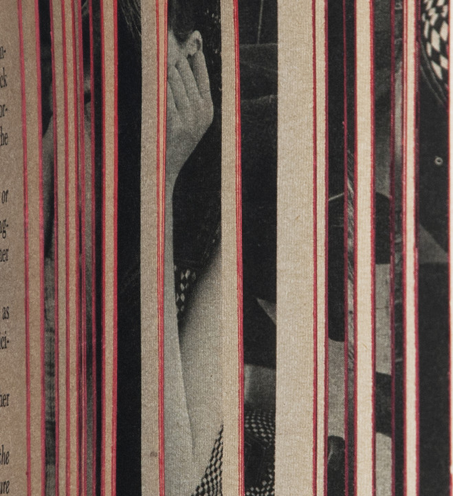 Erica Baum - Galerie Crèvecoeur