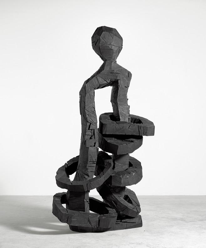 Georg Baselitz - Galerie Thaddaeus  Ropac Paris Pantin