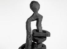 Georg Baselitz - Thaddaeus  Ropac Paris Pantin Gallery
