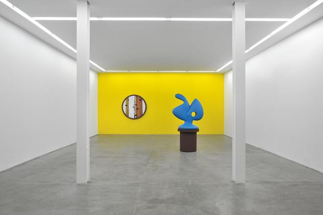 Bertrand Lavier - Yvon Lambert Gallery