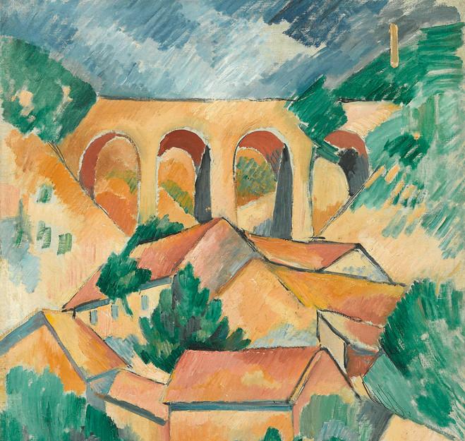 Georges braque les galeries nationales du grand palais for Braque peintre