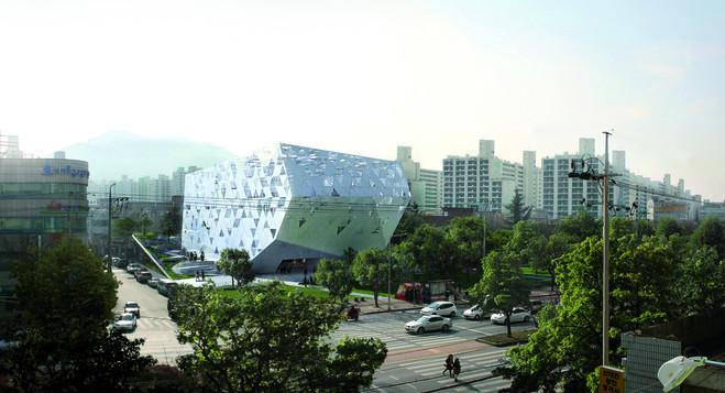 S&AA, Patrick Schweitzer & Associés Architectes - La Galerie d'Architecture