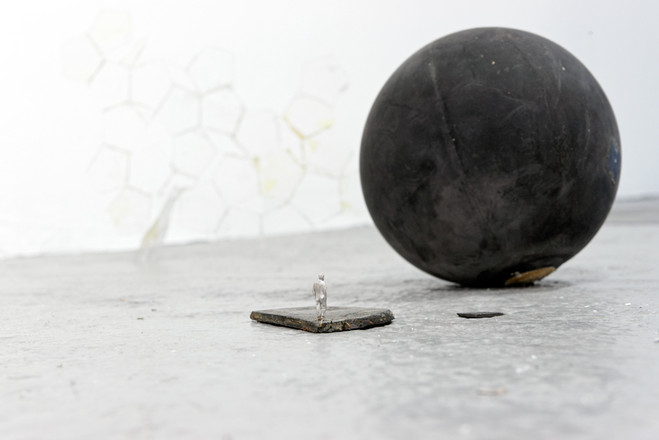 Ian Kiaer - Marcelle Alix Gallery