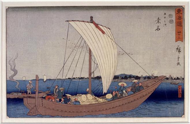 Hiroshige Ando - Musée Guimet