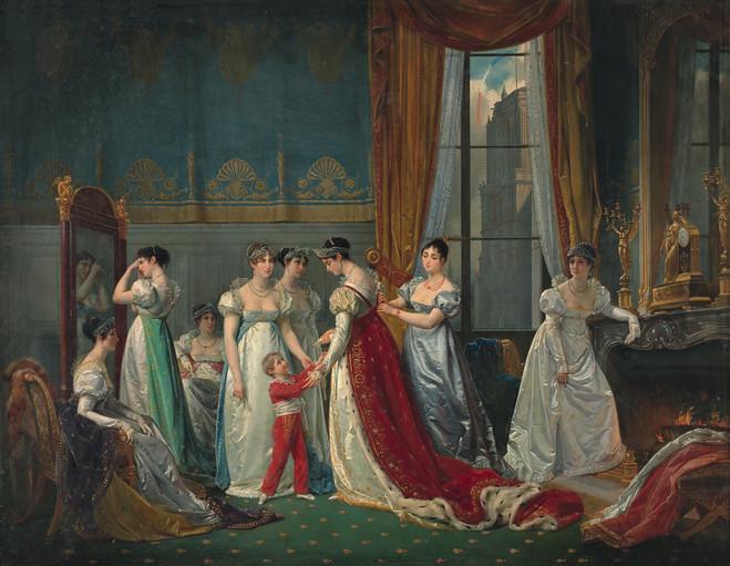 Les Sœurs de Napoléon - Musée Marmottan Monet