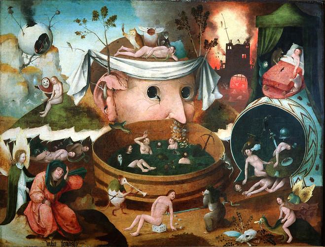 La Renaissance et le rêve - Musée du Luxembourg