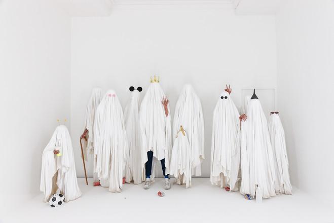 Théo Mercier - Galerie Gabrielle Maubrie